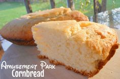 Amusement Park Cornbread is the best cornbread I've ever made- and I've made a lot!  Easy and delicious!  @allrecipes