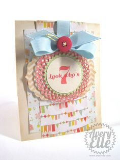 Jamie for www.averyelle.com using Count On It stamp set.