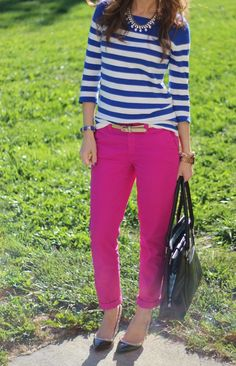 Lilly's Style: brights