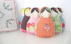 Matryoshka / Babushka Russian Doll