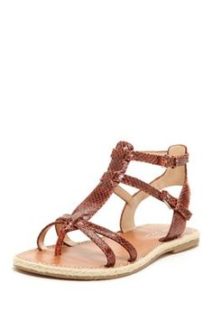 Diana Flat Sandal