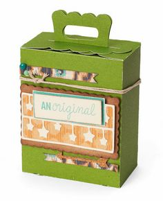 Topiary Gift box from #CTMH