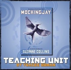 #Mockingjay Novel Teaching Unit Tests, Questions, Projects, Vocab - read it/teach it before the movie comes out! mockingjay novel, novel teach