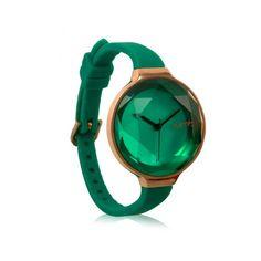 Orchard Gem Emerald Watch - 30mm