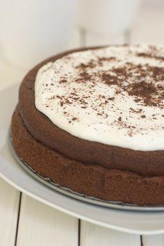 טעמים שרואים מכאן - עוגת שוקולד ללא קמח