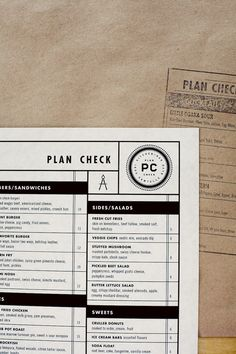 plan check branding / photo by @Bonnie Tsang