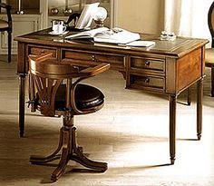 Escritorios antiguos on pinterest desks office spaces - Escritorios antiguos baratos ...
