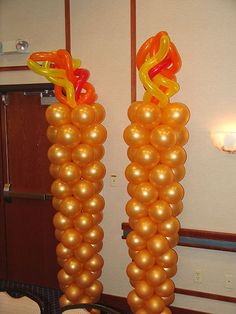 olympic-balloon-torches VBS decorations