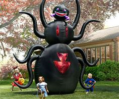 Giant Inflatable Animated Spider $199.95