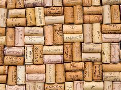 10 Amazing Wine Cork Craft Ideas--Next time you host a party, hang on to the leftover wine corks: They can come in handy for everything from quick, easy crafts to major DIY home projects. Here are ten wine cork craft ideas we love from a few of our favorite bloggers.