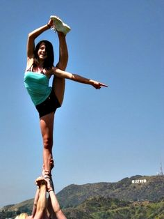 CHEERLEADING on Pinterest | Cheer Stunts, Cheerleading and ...