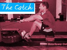 Different rowing positions to minimize boredom and maximize results (for beginners)