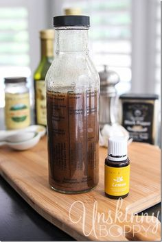 A salad dressing bottle!  Make your own dressings with easy recipes to follow. Must Have gadgets for Whole30 and Paleo kitchens