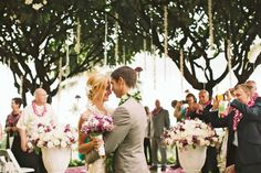 @annakimphoto Perfectly captured this sweet ceremony moment