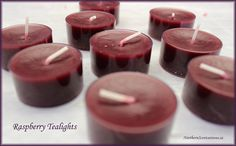 Package of 6 Scented Tealights by NorthernScents on Etsy, $4.50