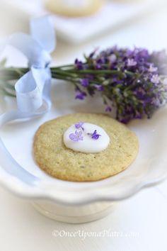 lavend cooki, novel baker, cookie dough, plate