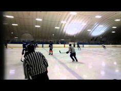 Google Glass + Ice Hockey
