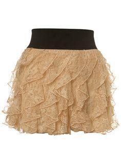 western-style skirt