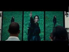 Hunger Games trailer/teaching ideas