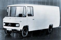 Mercedes-Benz Kastenwagen L 406/408  (1967)