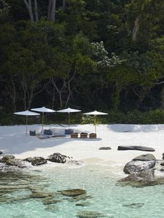 The ultimate castaway fantasy...   Song Saa Private Island, Cambodia