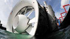 Tidal Ocean Power Generation Picking Up, $500 Million Worldwide Market By 2015 (Video)