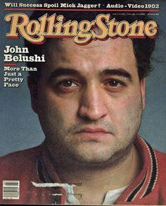 ROLLING STONE Magazine  John Belushi