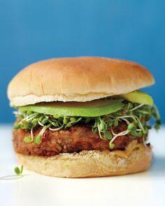 """Veggie Burgers"""