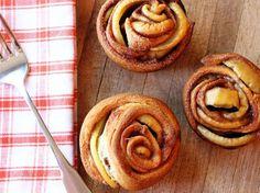 Apple Roses (crescent dough)