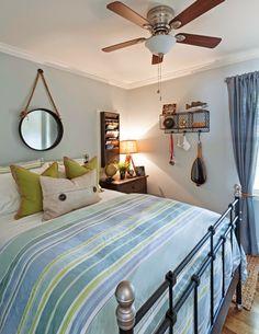 House of Turquoise: Loftus Design