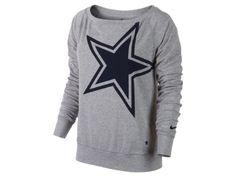 Nike Wildcard Epic (NFL Cowboys) Women's Sweatshirt - $65