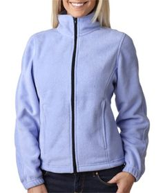 Zipper down fleece. Perfect for those chilly days