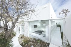 Atelier Bisque Doll by OBJEKTⒸInternational   #japanese #architecture #building #house #residence #modern