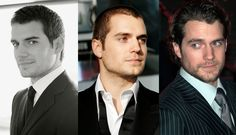 Henry Cavil---Back off, he's mine!