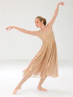 Fields of Gold - Style 0400 | Revolution Dancewear Ballet Dance Recital Costume