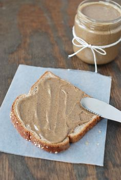 cinnamon sunflower butter