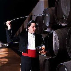 Sherry bodegas, Jerez, Spain