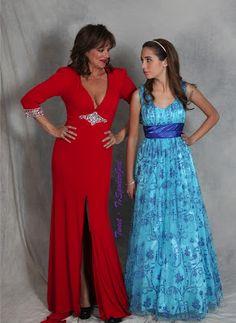 Haley Pullos & Nancy Lee Grahn Photo Shoot