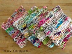 87/101 crocheted trivets