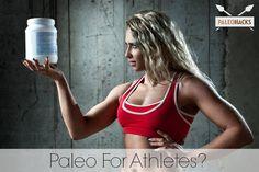Paleo For Athletes by Casey Thaler of paleohacks.com