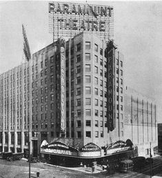The Paramount Theater is a former movie palace located at 385 Flatbush Avenue on the corner of DeKalb Avenue in downtown Brooklyn, New York.