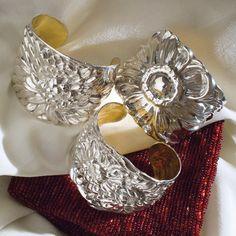 American Estate Jewelry Cuffs