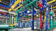 Google's North Carolina data center