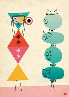 Eric Comstock #illustration