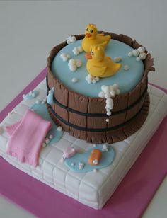 Fondant cake. Amazing!