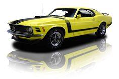 1970 Ford Mustang Boss 302 V8