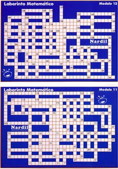 Laberintos matemáticos 2