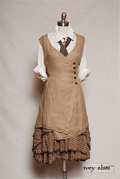 good idea for an orginal steampunk costume