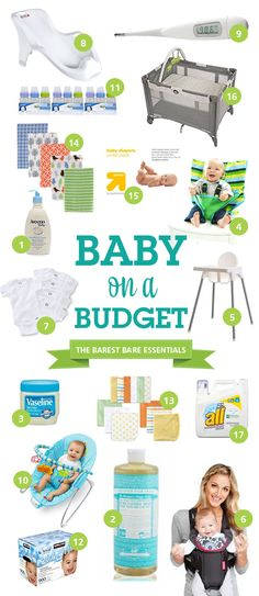 Baby on a Budget – The Barest Bare Essentials — Pregnant Chicken