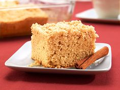 Cinnamon Snack Cake - Recipes at Penzeys Spices